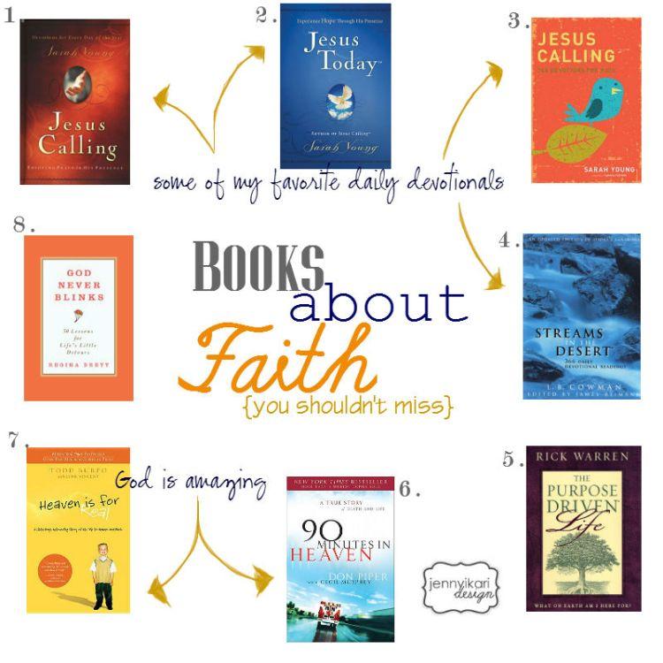books about faith